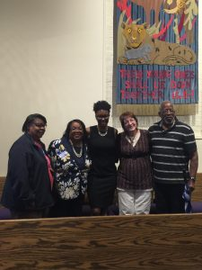 "The event was called: ""Organizing for Economic Justice: A Call to Action"" Summit held at the Columbus Mennonite Church."